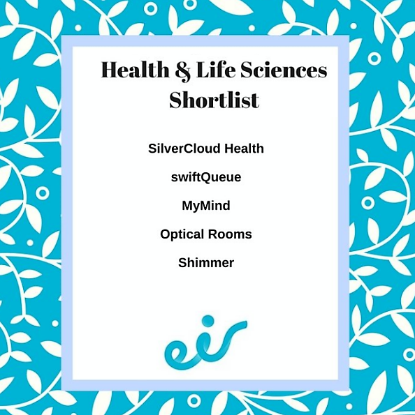 2016 eir Elevation Awards Health & Life Sciences Shortlist