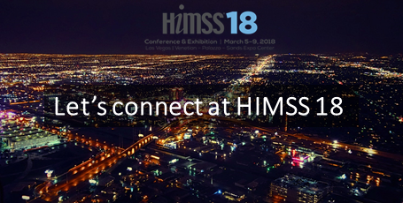 Join us at HIMSS 2018
