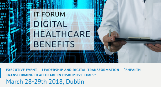 eHealth Event – EAHM IT Executive Event in the RCSI